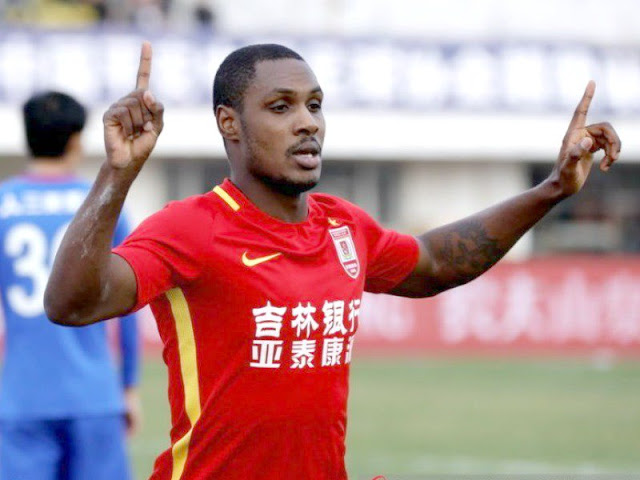 Chinese Super League Big Clubs Want Nigeria's Ighalo
