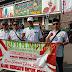 FJUB Karawang Rayakan HUT RI ke 74 Gelar Kirab Merah Putih