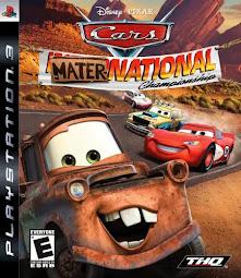 Disney Pixar: Cars Mater-National Championship