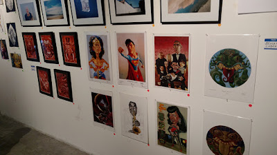 by artists David Pugliese and Jésica Cichero at Los Angeles, California. Gallery 38.