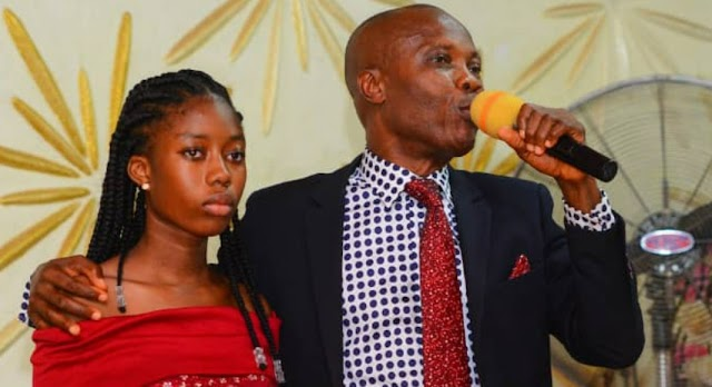 Teenage Girl Slumps, Brought Back To Life At Redeemed Church