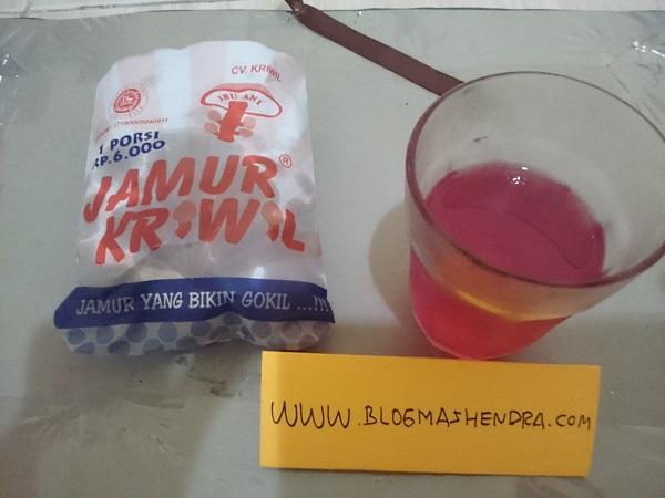 Jamur Krispi Siap Dimakan - Blog Mas Hendra