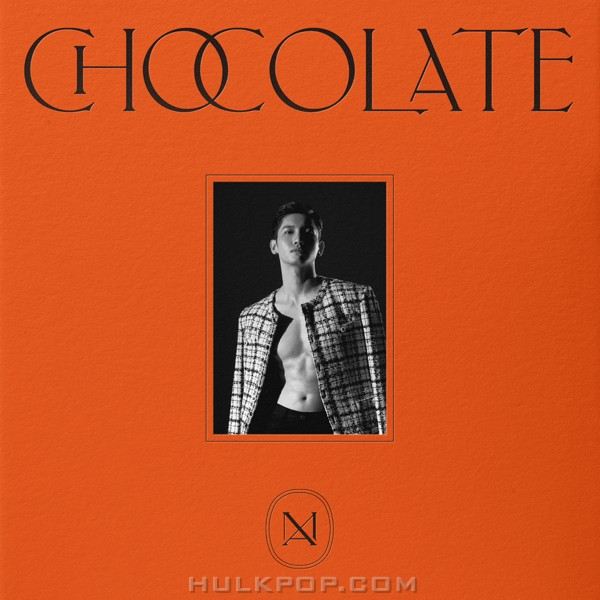 CHANGMIN (MAX) – Chocolate – The 1st Mini Album