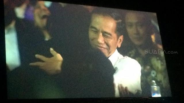 Undangan Nasdem ke Jokowi Cuma Formalitas