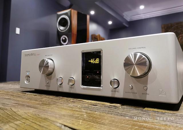 Mono and Stereo High-End Audio Magazine: Luxman M900u +