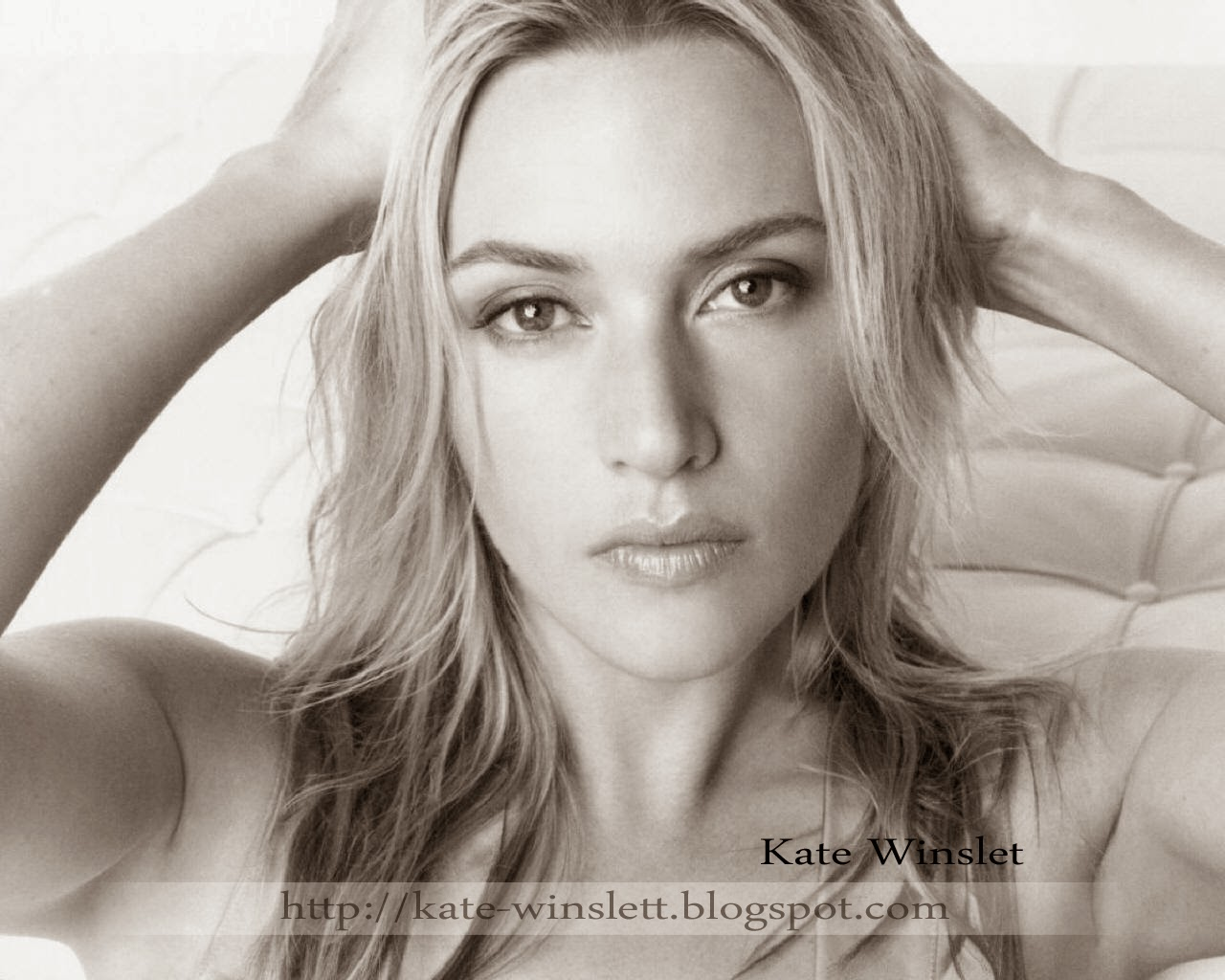 Kate Winslet Black And White