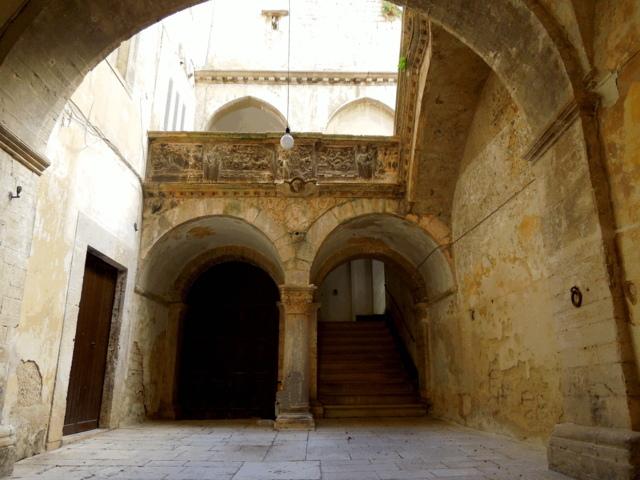 Palazzo Spada interno Ruvo di Puglia