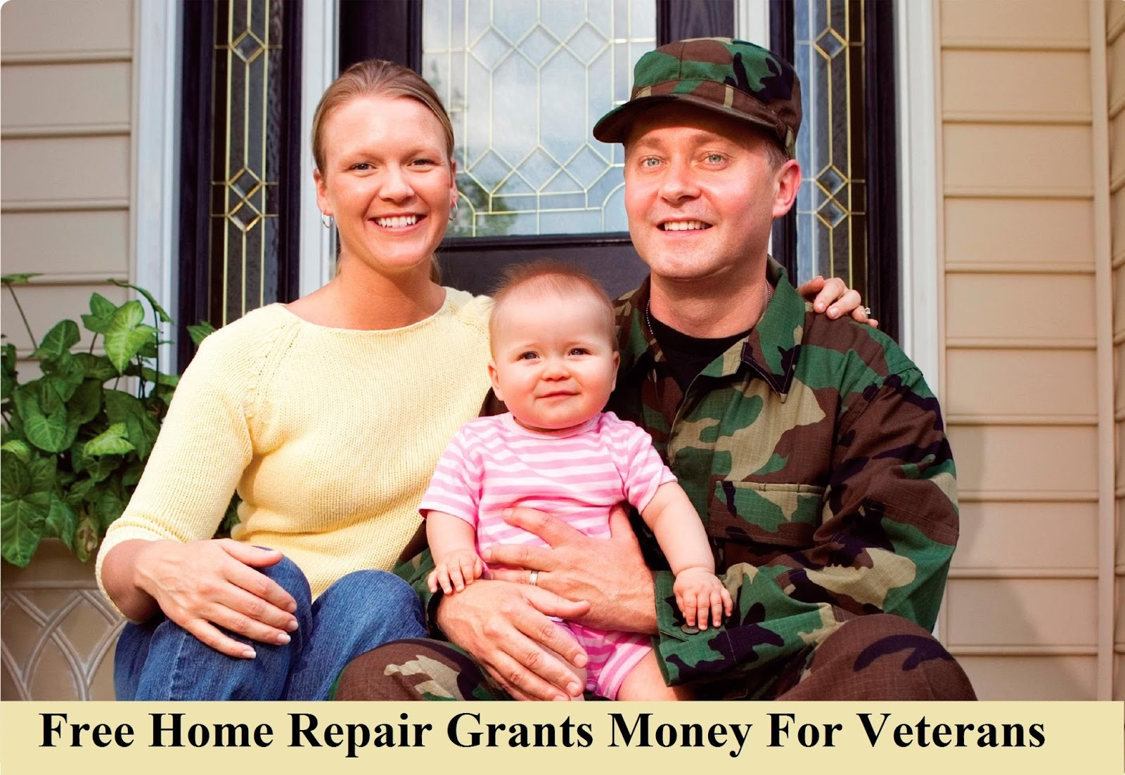 Free Home Repair Grants For Veterans-Appply For Home