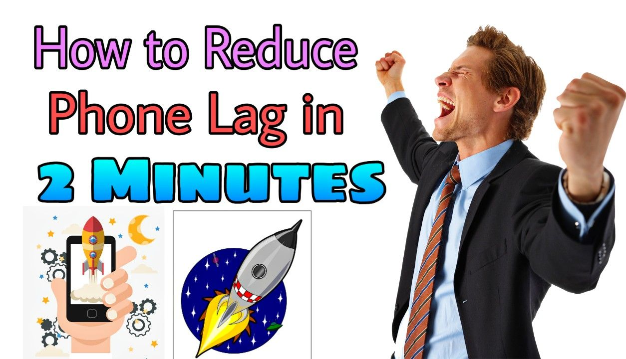 How to Reduce Phone Lag in 2 minutes | Work Any Smartphone - Tips and Solution