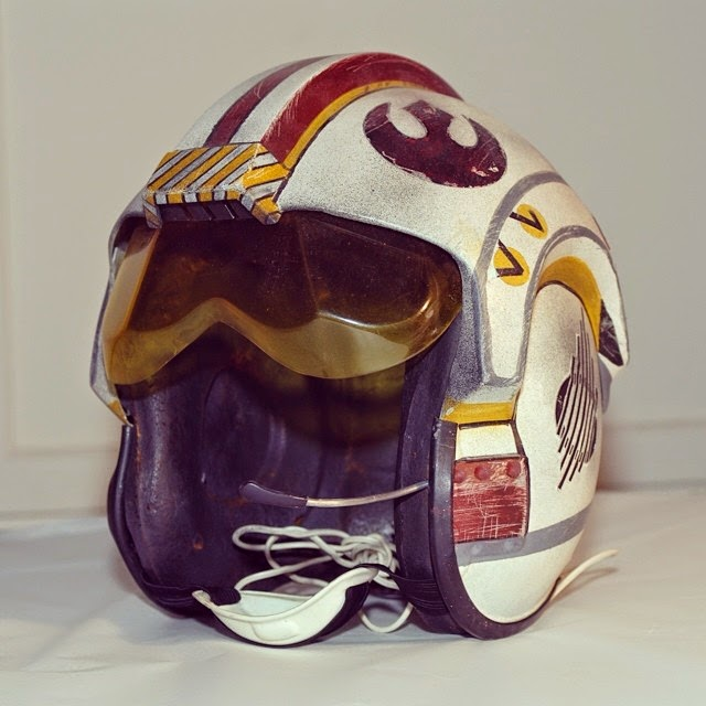 rebel fighter pilot helmet star wars