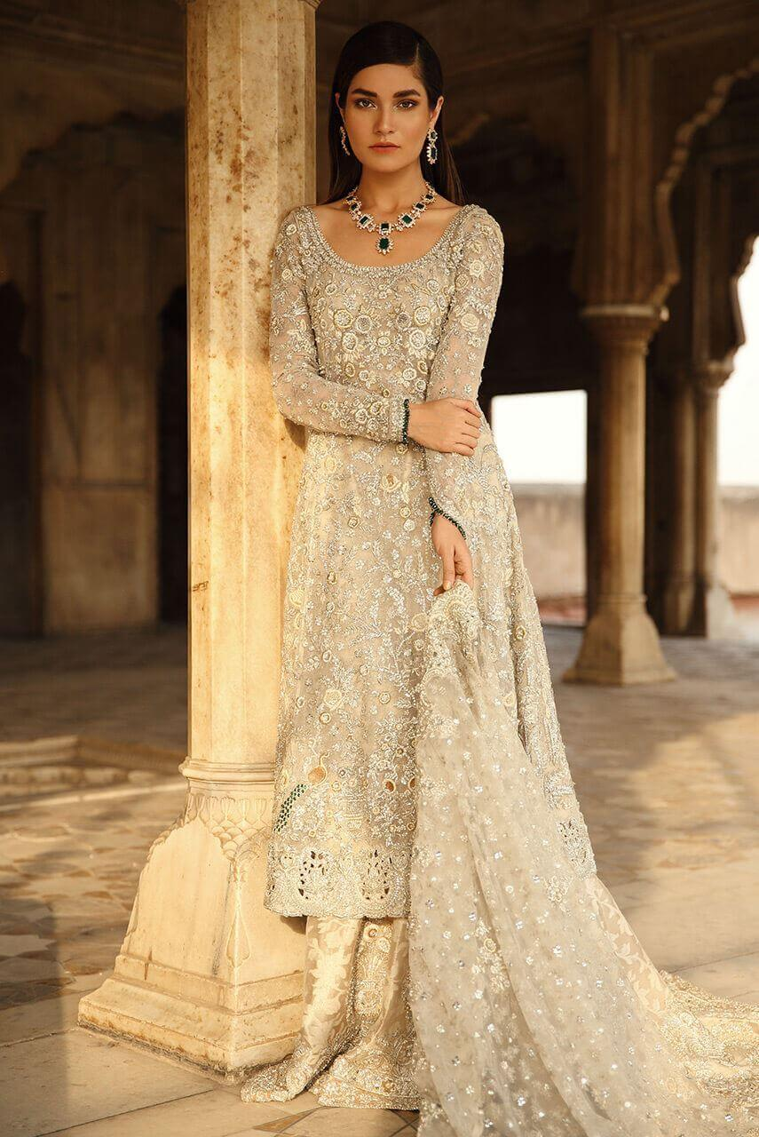Formal Dress for Brother Wedding for Pakistani Girls