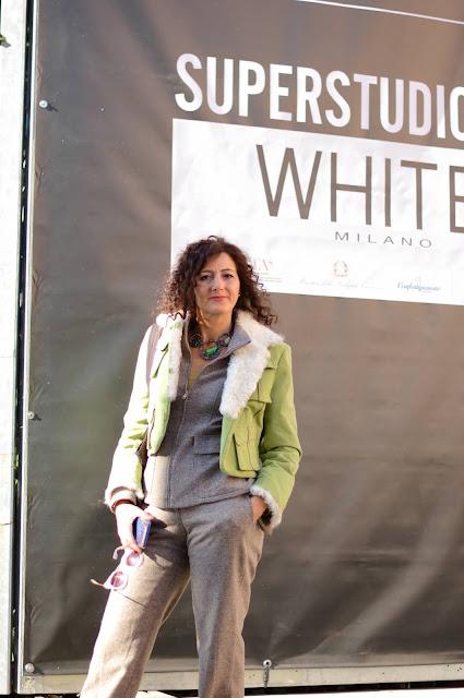 SFILATA WHITE SHOW MMILANO