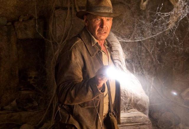 """""""Indiana Jones 5"""" vai começar a filmar no próximo ano, diz Ford"""