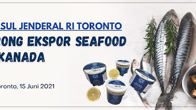Crabmeat (Daging Kepiting) Sidoarjo Laris di Toronto, Ini Keluhan Pengusaha Kanada