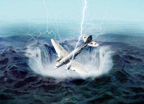 Bí ẩn về những chiếc máy bay mất tích bỗng dưng trở lại như phép màu