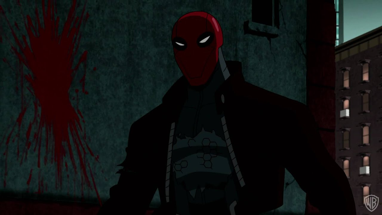 Batman: Death in the Family Red Hood
