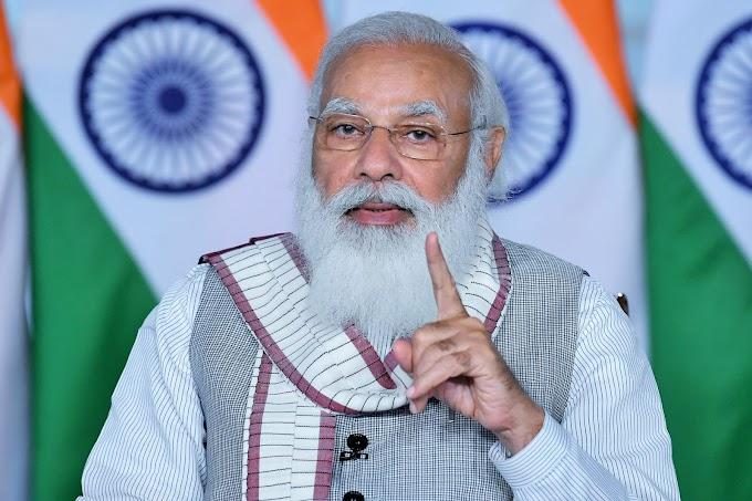 प्रधानमंत्री ने हाई पॉजिटिविटी रेट वाले क्षेत्रों में जांच को और बढ़ाने की जरूरत बतायी