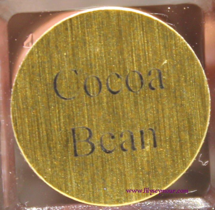 Cocoa Bean Lip Gloss by Missy Lynn @Start2finishmua on YouTube