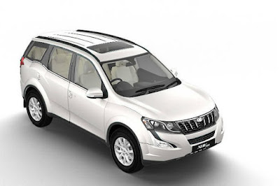 New Mahindra XUV 500 white HD wallapaper /0