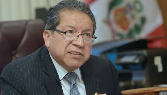 Pablo Sánchez coordinador del equipo especial del caso Cuellos Blancos