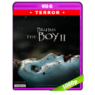The Boy: La maldición de Brahms (2020) AMZN WEB-DL 1080p Latino