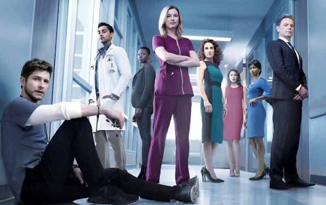 """Com elenco estrelado, nova série médica """"The Resident"""" estreia em julho no canal FOX com episódio duplo"""