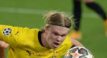 Soccer: Dortmund vs Sevilla