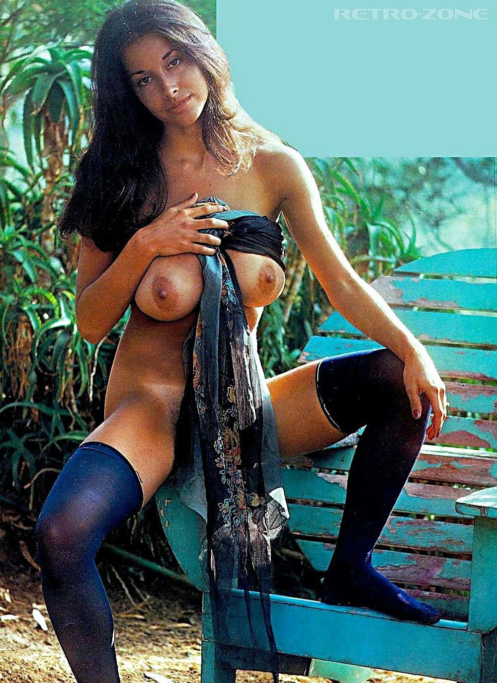 Joyce Mandel Nude