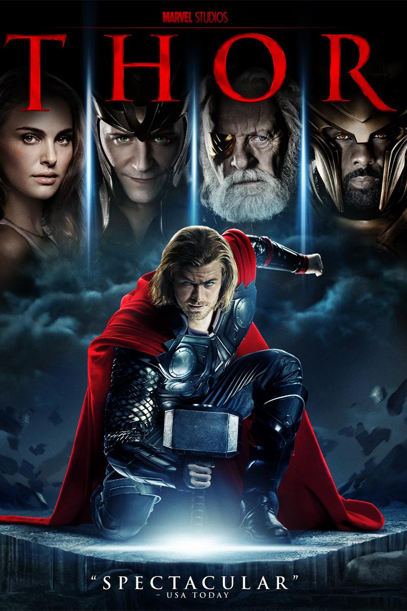 thor marvel film recenzja chris hemsworth tom hiddleston
