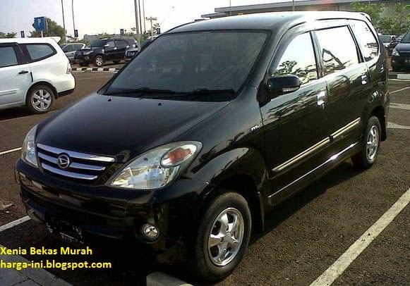 Pasaran Mobil Daihatsu Xenia Bekas Murah Th 2004 2005