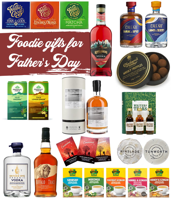 The Best Gifts for Foodie Dads
