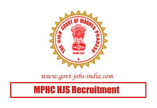 MPHC HJS Recruitment