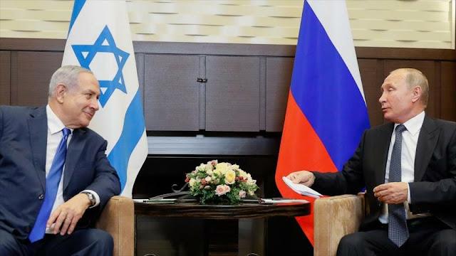Rusia avisa a Israel: Hay que respetar la soberanía de Siria