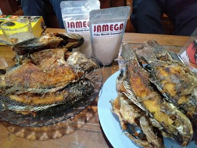 Makanan Khas Desa Wisata Garongan
