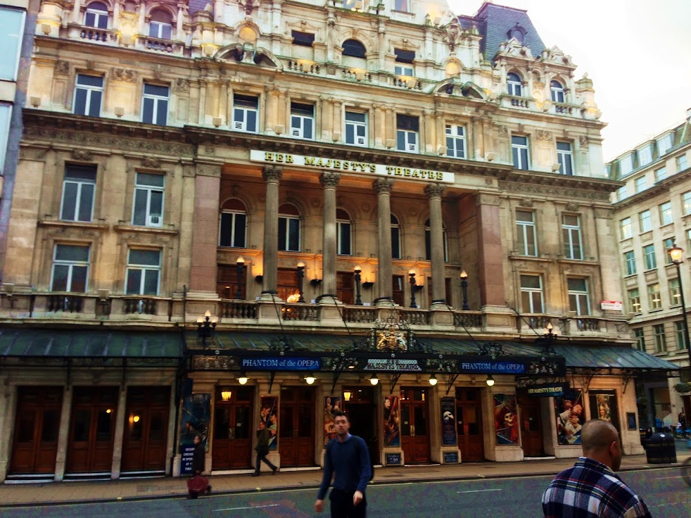 Her Majesty's Theatre, London