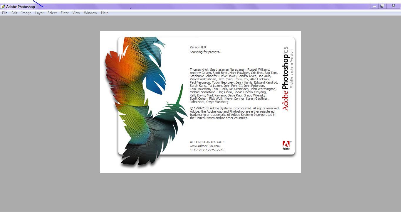 Adobe Photoshop Cs 8 Free Download - SBBITZS