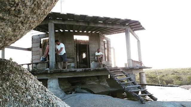 Pedra da Baliza | Casa em pedra vira atração na zona rural de Chaval/CE