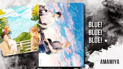 Blue! Blue! Blue!, de Amamiya