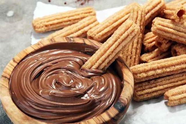 kue churros