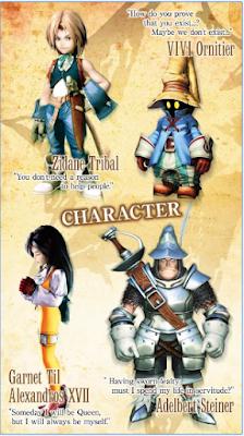 Final Fantasi IX v1.1.9 APK Terbaru Full Mod