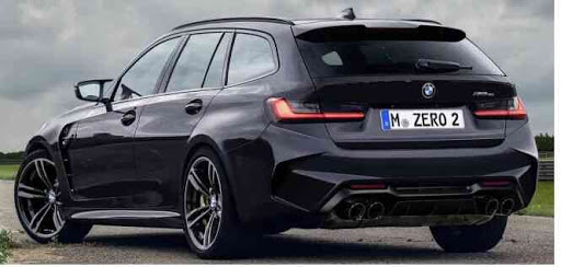BMW M3 Touring with a tour of the BMW M3 Wagon that looks perfect