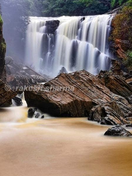 साथोडी जलप्रपात, कर्नाटक