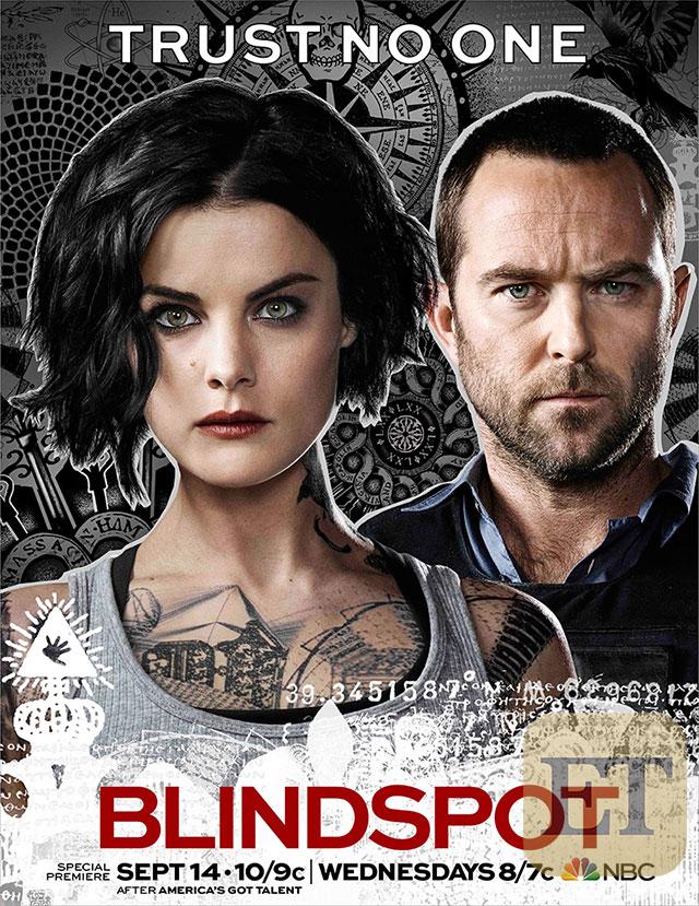Blindspot 2016: Season 2 - Full (1/NA)