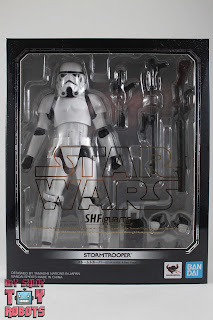 S.H. Figuarts Stormtrooper (A New Hope) Box 01