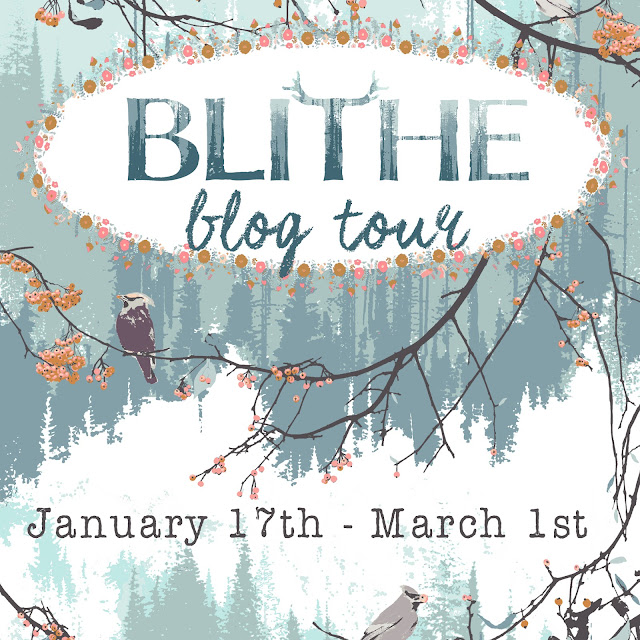 The Blithe Blog Tour: My blouse