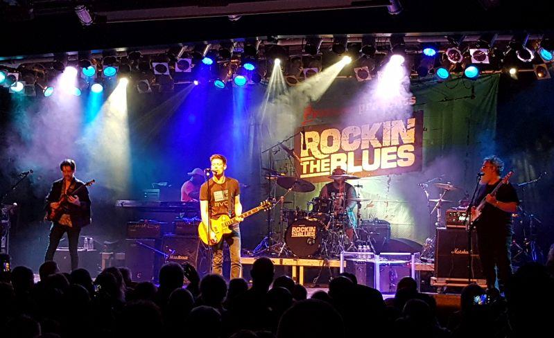 Jonny Lang Rockin The Blues Festival Munich 2019