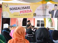 Demi Kebaikan Kota Medan, Warga Wajib Pahami Perda Jaminan Produk Halal Higienis