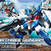 HGBD:R 1/144 Earthree Gundam - Release Info