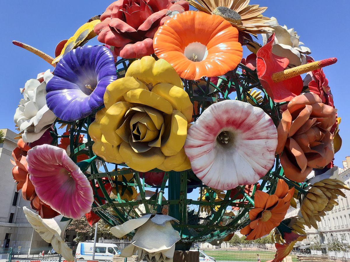 bouquet fleur flower tree lyon