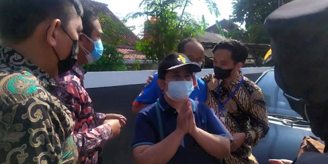 Sambangi SMAN 2 Bandarlampung, Jokowi Nyaris Disambut Aksi Korban Asuransi